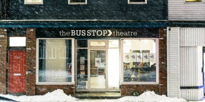 The Bus Stop Theatre continues its drive to purchase its building. Photo by Mel Hattie.