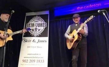 Skin & Jones Live at The Carleton.