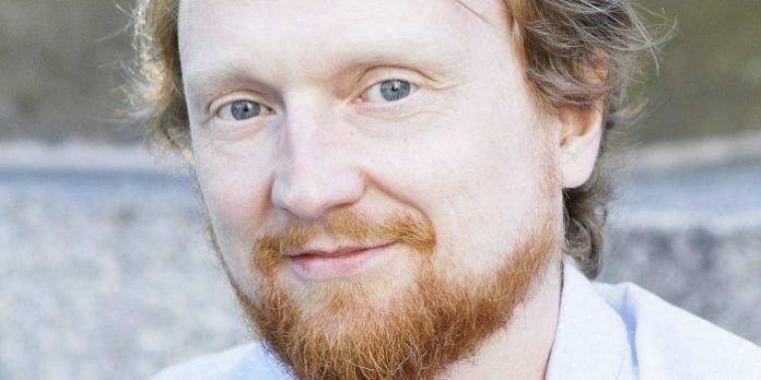 Alex McLean. Photo by Kate Inglis.