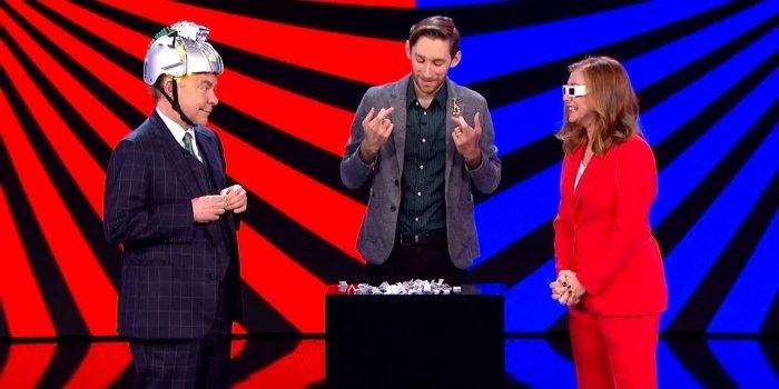Vincenzo Ravina is making television magic