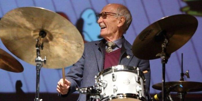 Legendary Jazz drummer Jerry Granelli passes away at age 80. Photo: Halifax Jazz Festival.